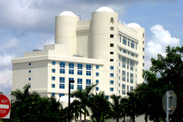 Miami Water Beautiful Proofing Painting Contractor Commercial Project 3 .